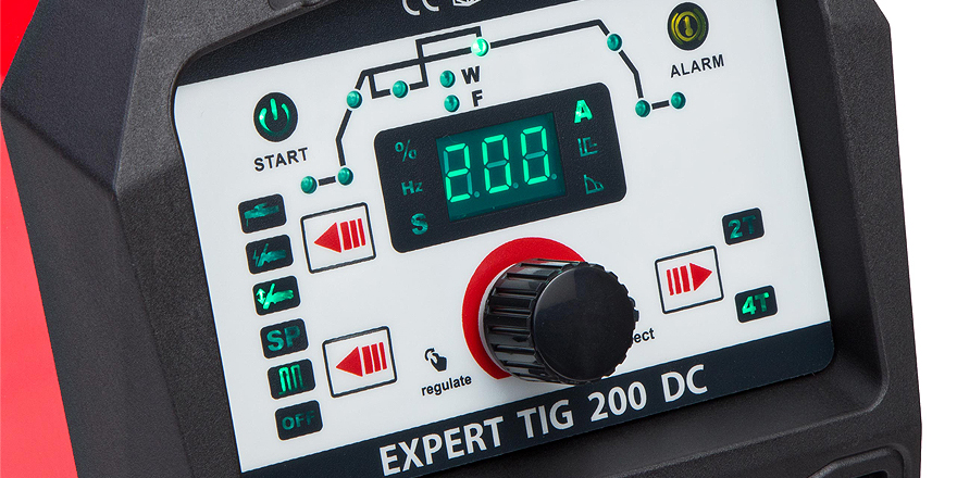 Ideal Expert TIG 200 DC Puls